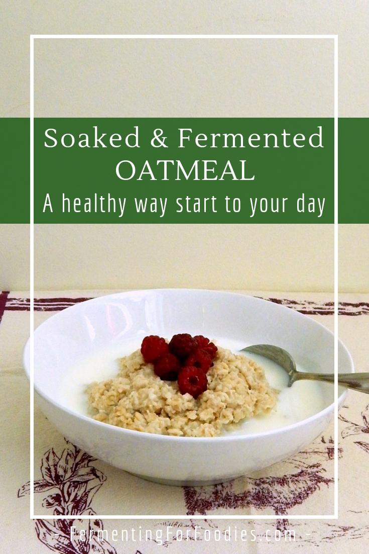 Traditional fermented porridge