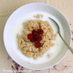Soaked and fermented oatmeal - a healthy way to start your day!