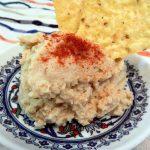Probiotic Hummus Miso Fermented