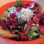 Healthy and quick homemade miso salad dressing.