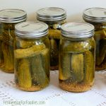 Fermenting storage pickles - how to preserve fermented pickles