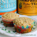 Healthy muffins with different flavour options - prefermented, gluten free, oatmeal, easy
