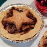 One mincemeat pie