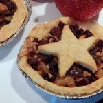 Homemade mincemeat filling is sugar free, vegan and fermented