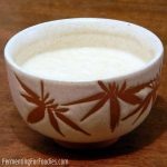 Ogi Uji - Fermented Millet Porridge