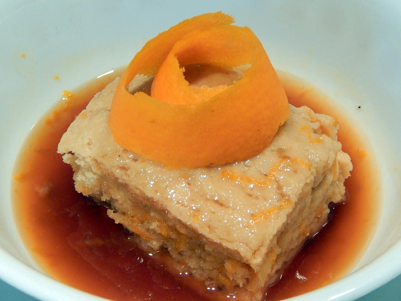 Semolina Cake (Namoura) - Fermenting for Foodies
