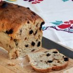 Sourdough barmbrack is a Halloween tradition in Ireland