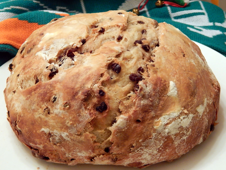 Sourdough Barm Brack -Irish Raisin Bread - Fermenting for ...