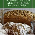10 of my favourite gluten-free sourdough recipes