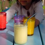 Mango Lassi - Super simple, probiotic, sugar-free treat