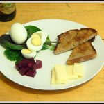 Salt Brined Eggs