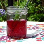 Salty Beet Kvass, Fermented and Delicious