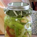 Learn how to make apple cider vinegar from scraps.