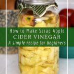 Scrappy Cider Vinegar