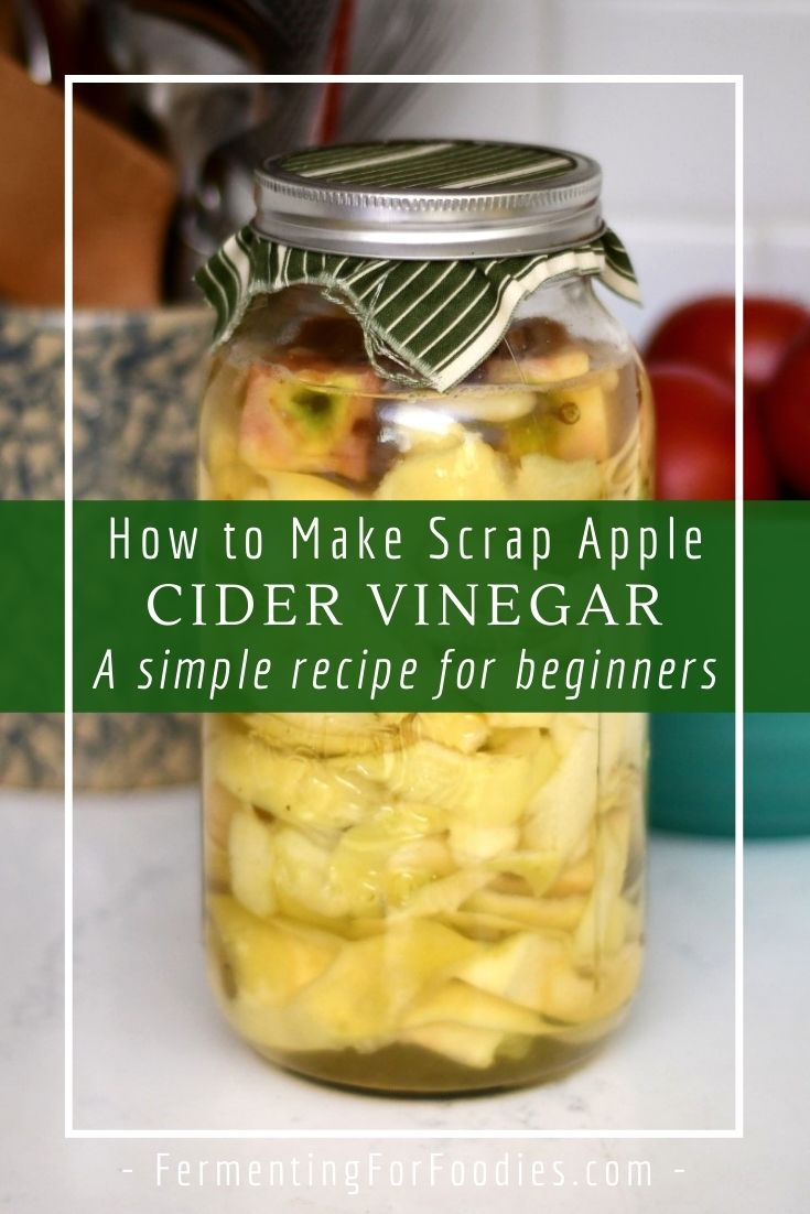 Scrappy Apple Cider Vinegar 2