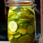 Honey Garlic Pickles