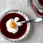 Savory and sweet honey fermented plum coulis. Perfect with meat or desserts