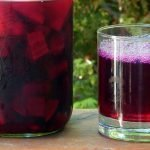 Boost your immune system with fermented ginger, turmeric, lemon and beet