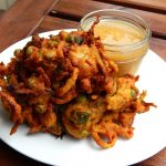 Homemade Vegetable Pakoras