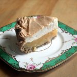 Lemon and Whey Meringue Pie