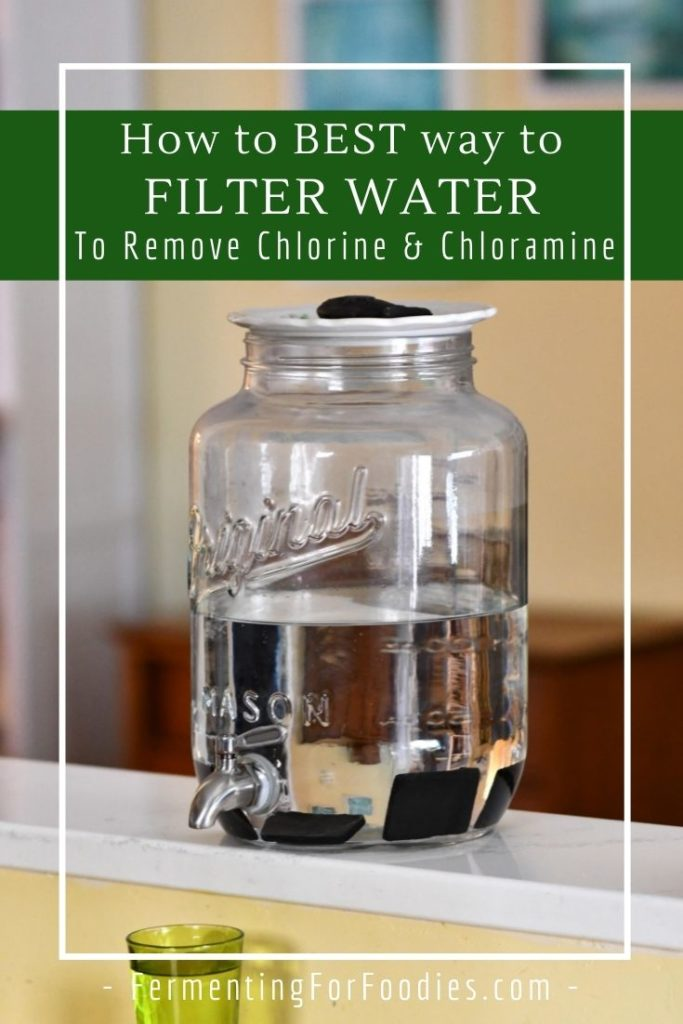 How to Filter Water for health and wellness