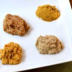 Seven ways of flavouring homemade mustard, including, yellow mustard, hot brown mustard, beer mustard and basil mustard