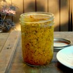 Fermented Yellow Mustard