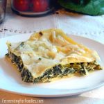 Simple spanakopita - gluten free option