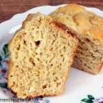 Sliced prefermented cheese muffin