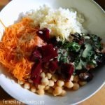 How to make a healthy and probiotic Buddha bowl
