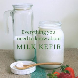 Everything you need to know about homemade milk kefir