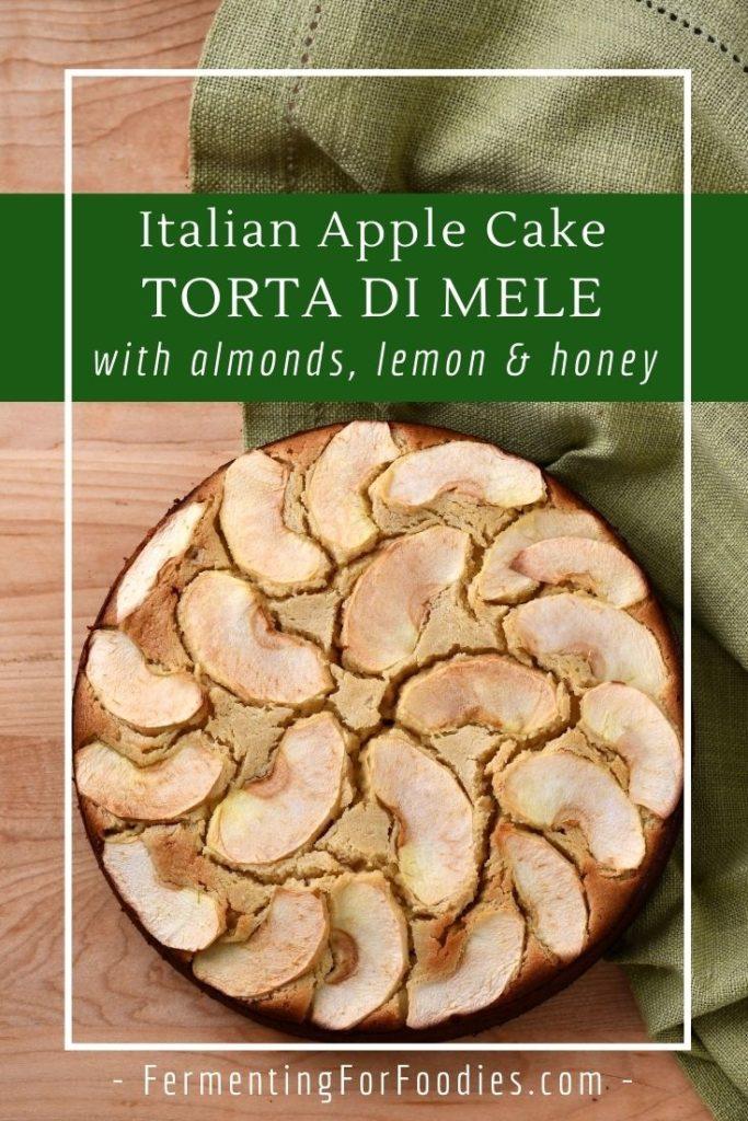 Torta di mele - Simple Italian apple cake