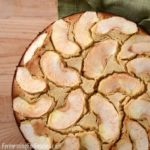 Gluten-free torta di mele apple cake