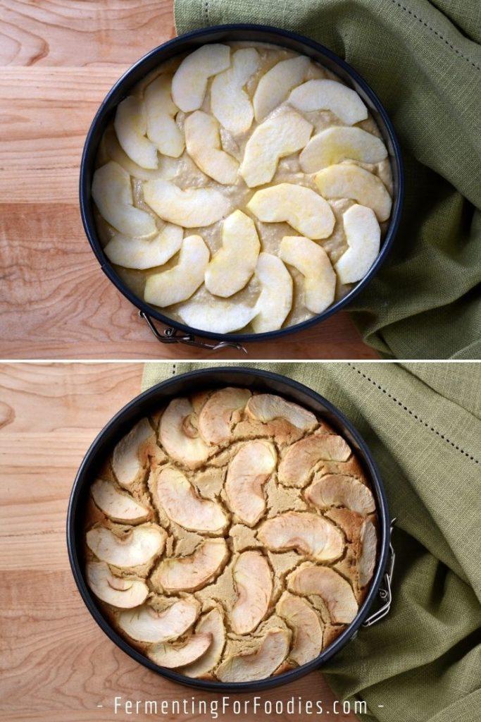 How to make an Italian-style apple cake - Torta di mele