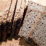 Gluten free bread with buckwheat flour