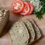 The best gluten-free sandwich bread made with sourdough starter and your favourite flour - oat, buckwheat, rice, quinoa, sorghum