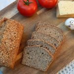 Delicious gluten free sourdough bread - perfect for toast and sandwiches