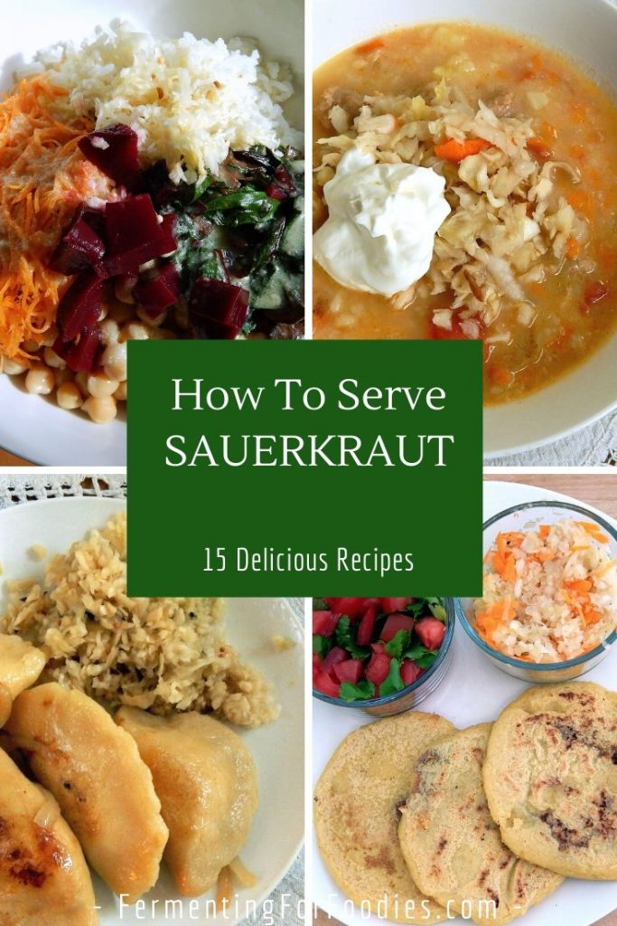 15 delicious ways to serve sauerkraut for anyone who doesn't usually like sauerkraut