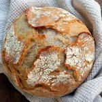 How to make a rustic French sourdough bread