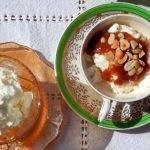 Kefir cultured probiotic ice cream
