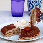 Delicious buttermilk buckwheat pancakes for a simple and wholesome breakfast
