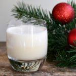 How to make a refined sugar-free healthy eggnog.