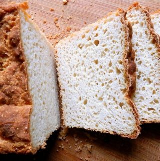 A good gluten free bread flour is necessary for good gf bread. Here's how to mix your own.