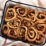 How to make amazing gluten-free sourdough cinnamon rolls