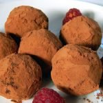 Kefir cultured probitoic chocolate truffles are so simple and delicious