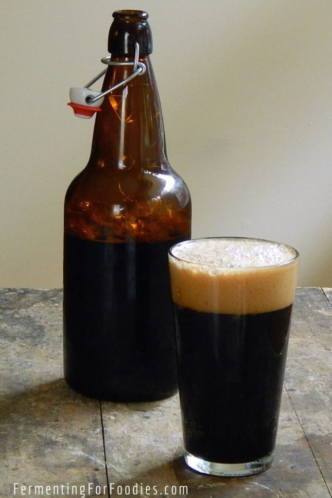 How to brew an espresso oatmeal stout