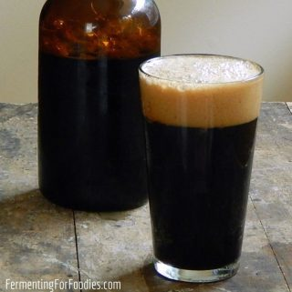 How to brew an oatmeal stout with chocolate or fruit flavor
