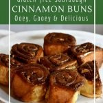 How to make gluten-free cinnamon buns that taste amazing!