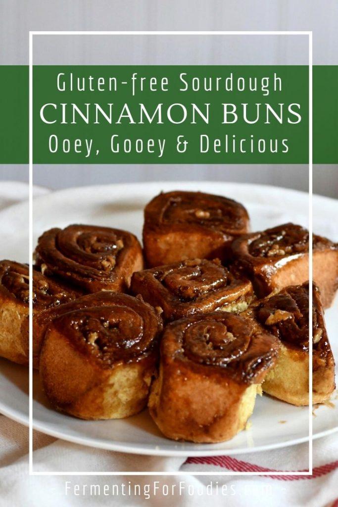 How to make gluten-free cinnamon buns that taste amazing!