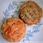 Traditional Irish gluten free soda bread for Saint Patrick's Day